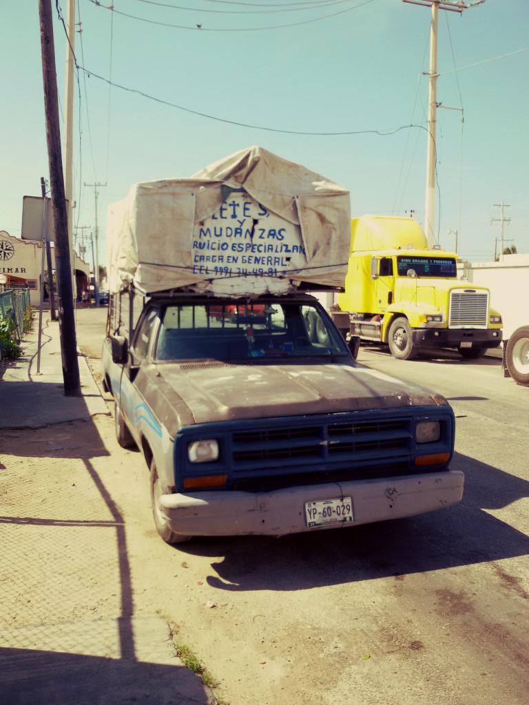 Meksykański samochód