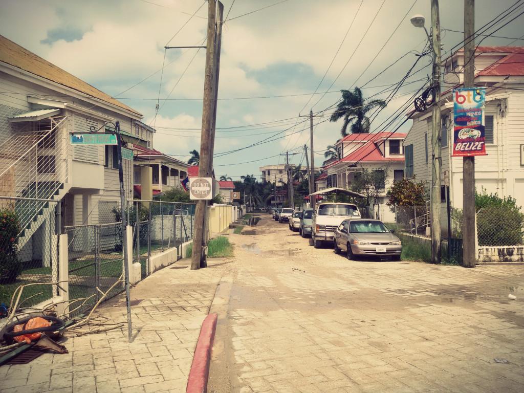 Belize miasto