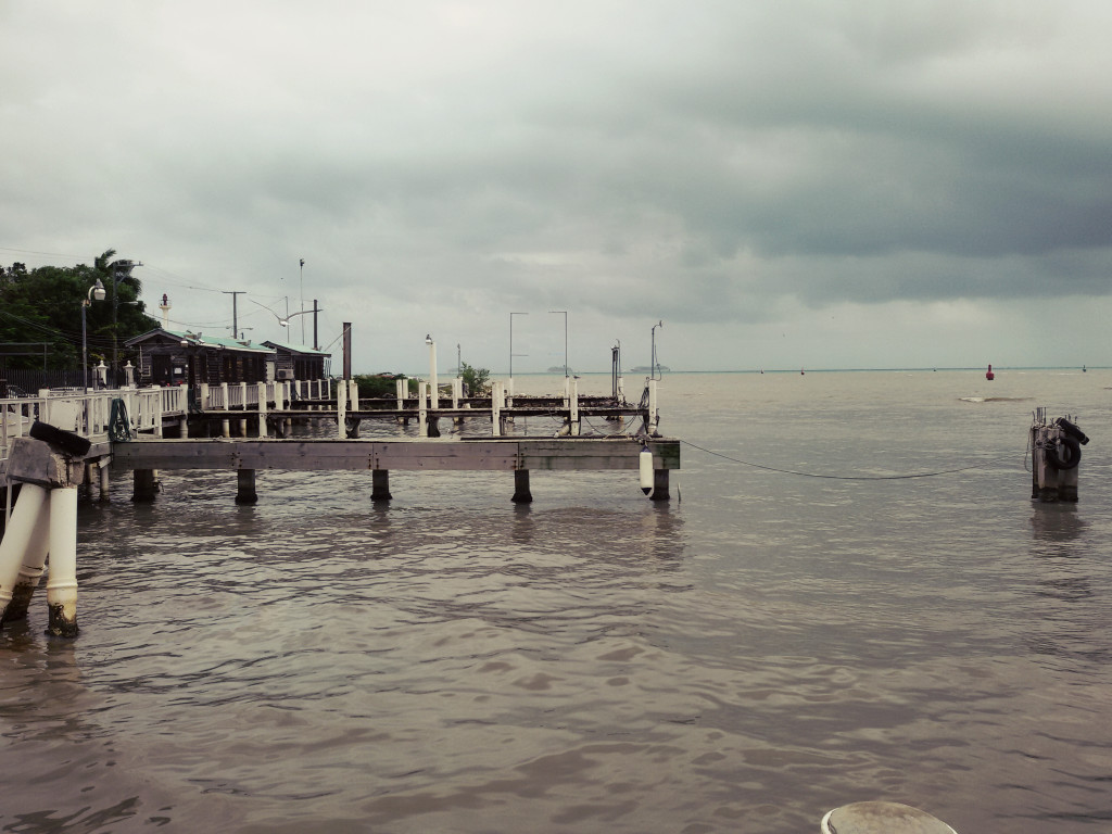 Belize, port